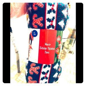 Men's Christmas Pajama Pants 🎄